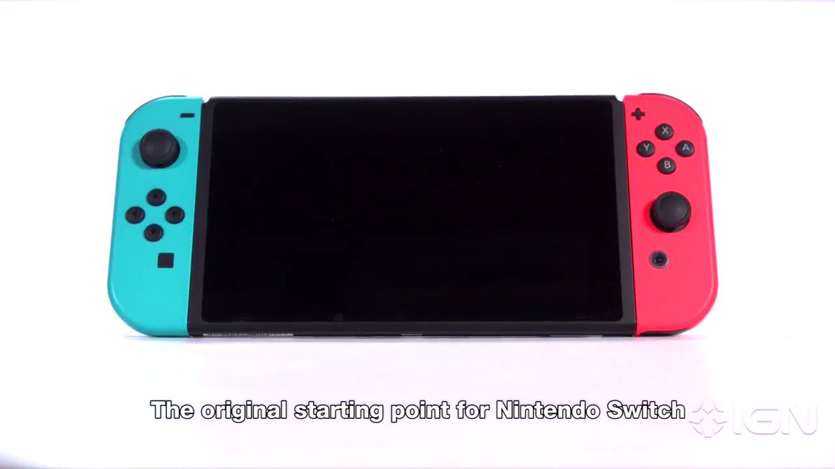 #Nintendo shared their vision for the #NintendoSwitch with us. Here's what went into their newest piece of hardware.