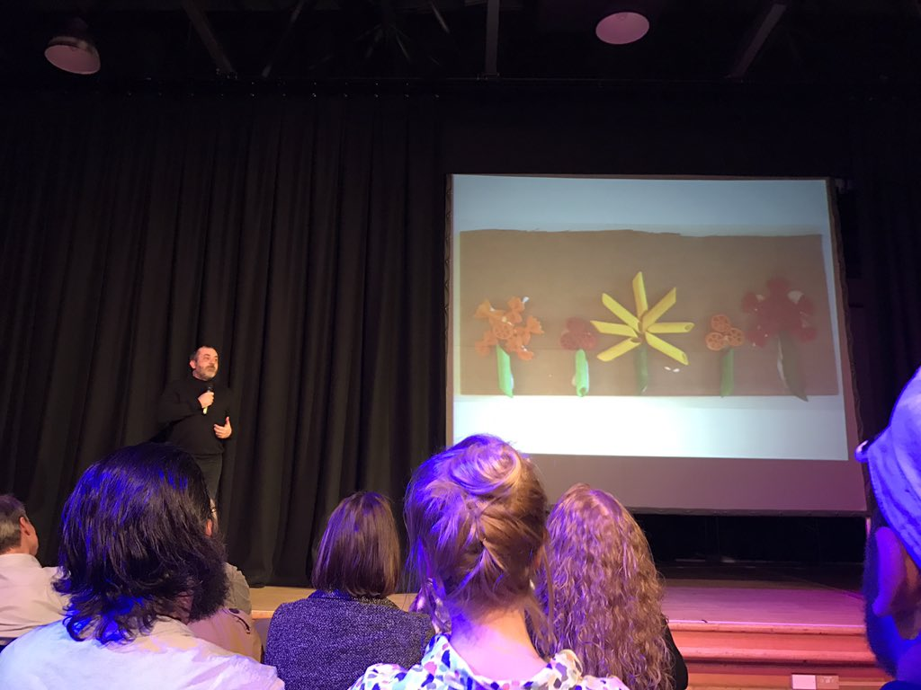 Chris Duffy a.k.a @MuchtyFood shares a history of food. We ❤️the pasta art and 18 + 19th Century insights #PKN_DND https://t.co/jJeEtB0bfv