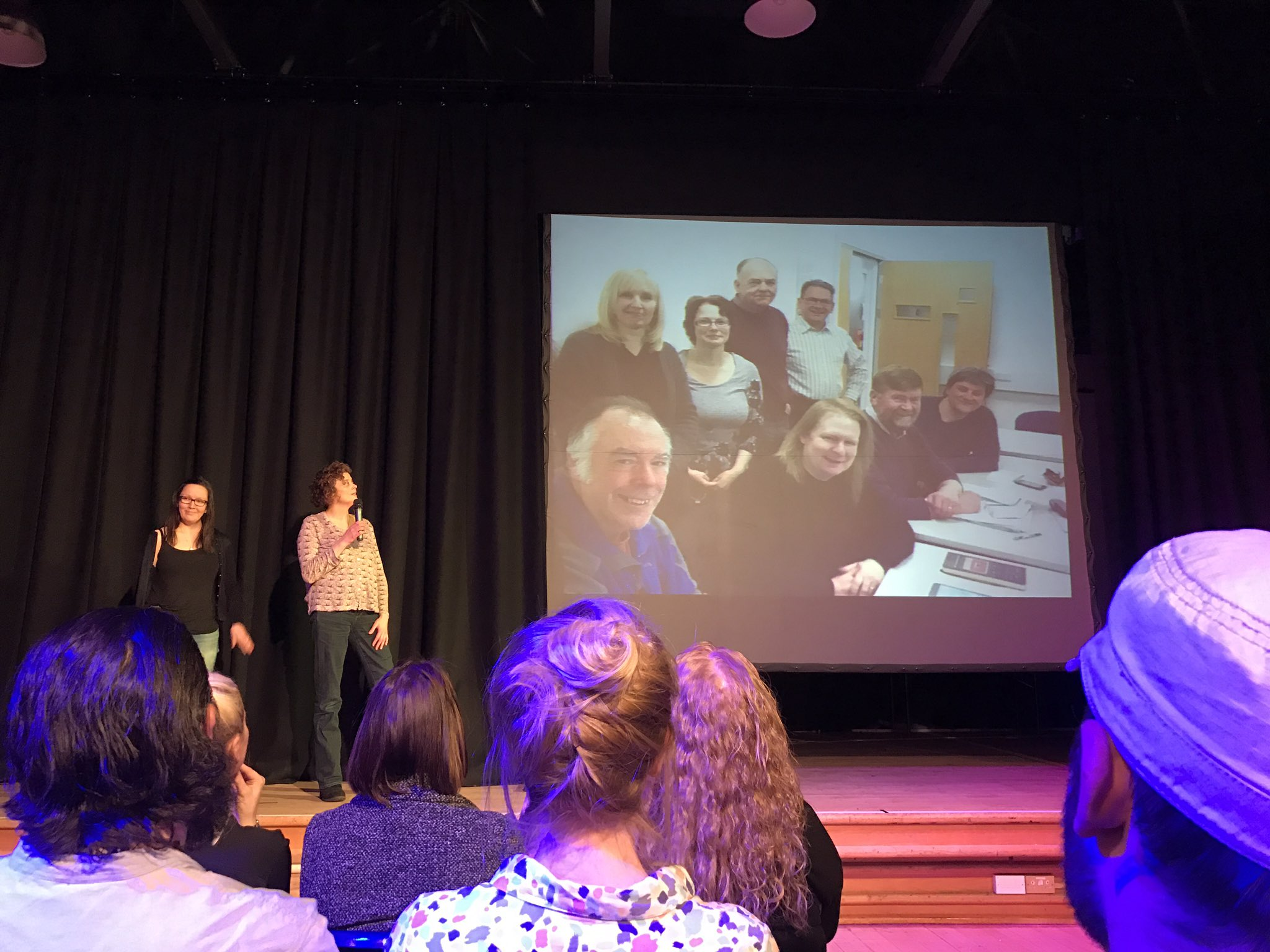 Exploring @NGWriters - a group of poets and storytellers in Dundee #PKN_DND https://t.co/fWL9SwqbC9