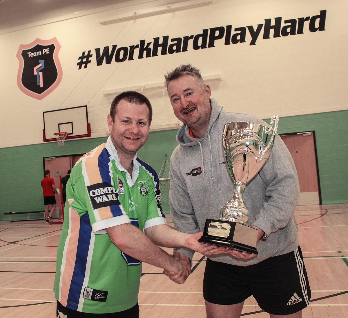 Winifred Holtby On Twitter Staff Governor Mr Horsley Presenting The Trophy Once Again To Head Of Hedoncrofte Mr Ziebeck Badders Teamwha