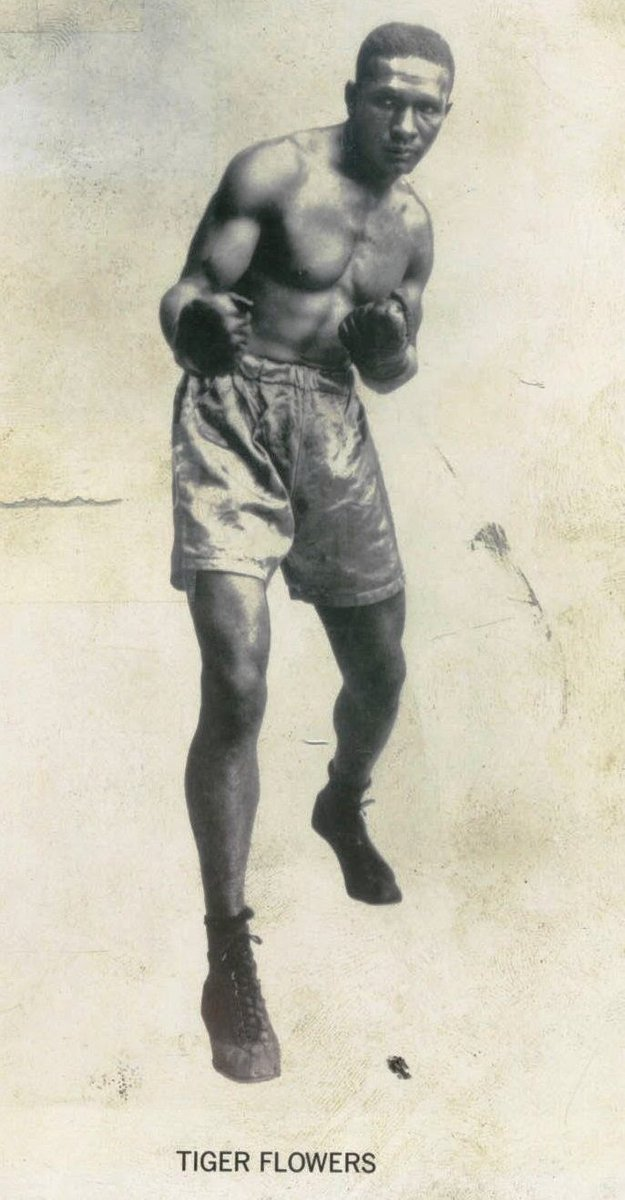 Boxing History on Twitter: