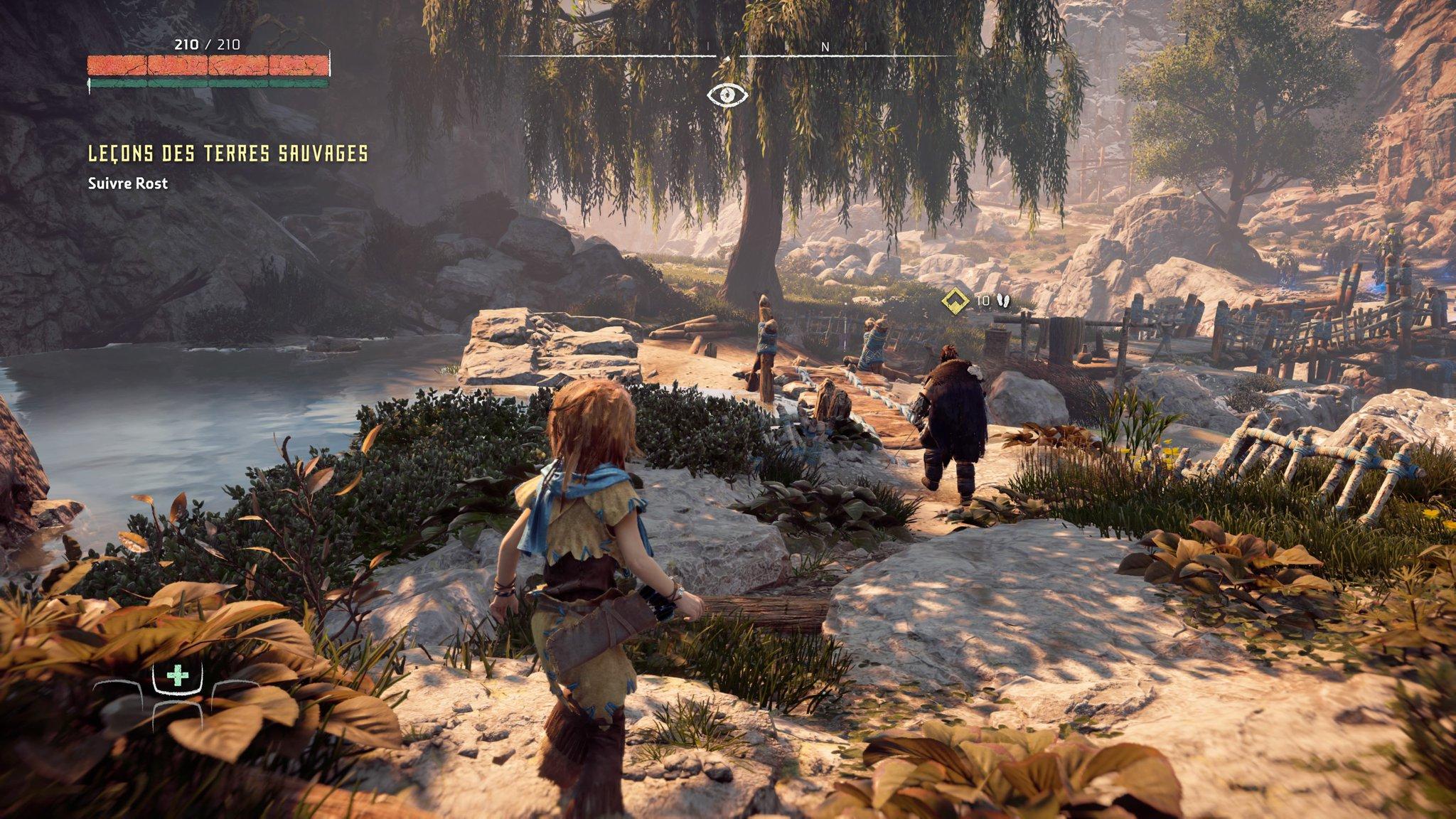 Horizon: Zero Dawn (PS4) C5yQ9mpWMAYBcHs