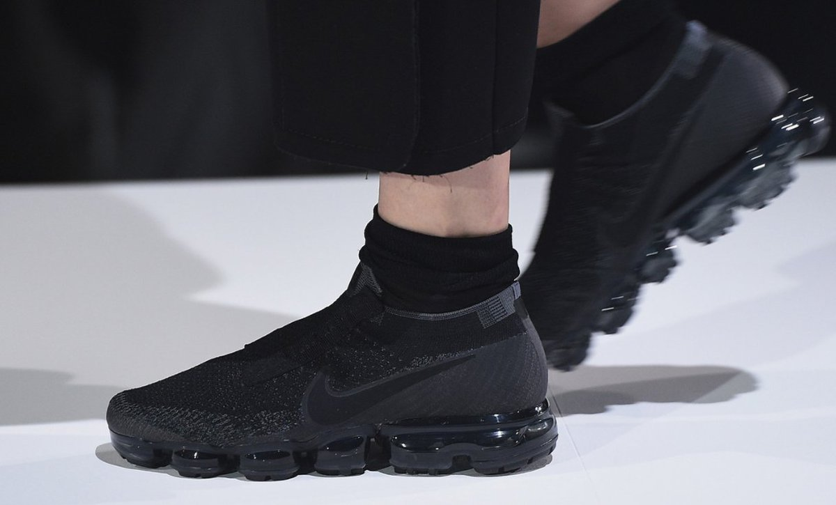huge selection of 22059 67c20 CDG Nike VaporMax releasing March Dover Street Market NY ...