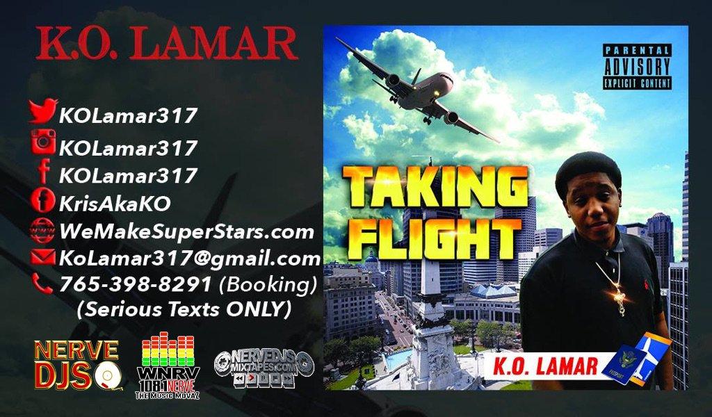 #NerveDJs Featured [MIXTAPE] Taking Flight by @KOLamar317 added @ChieMoney @SuperstarMaker https://t.co/33HtMukx9F  https://t.co/k1TsTTIvm6