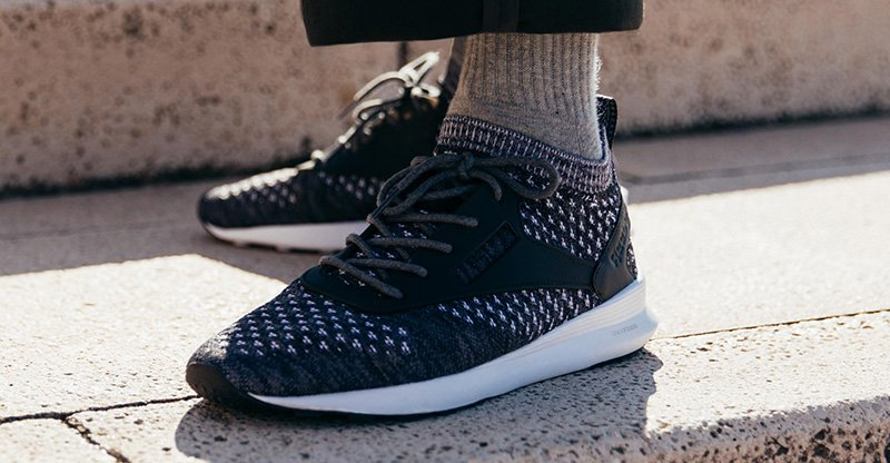 19da11fc76de31 reebok enters the knitted sneaker game with the zoku runner .