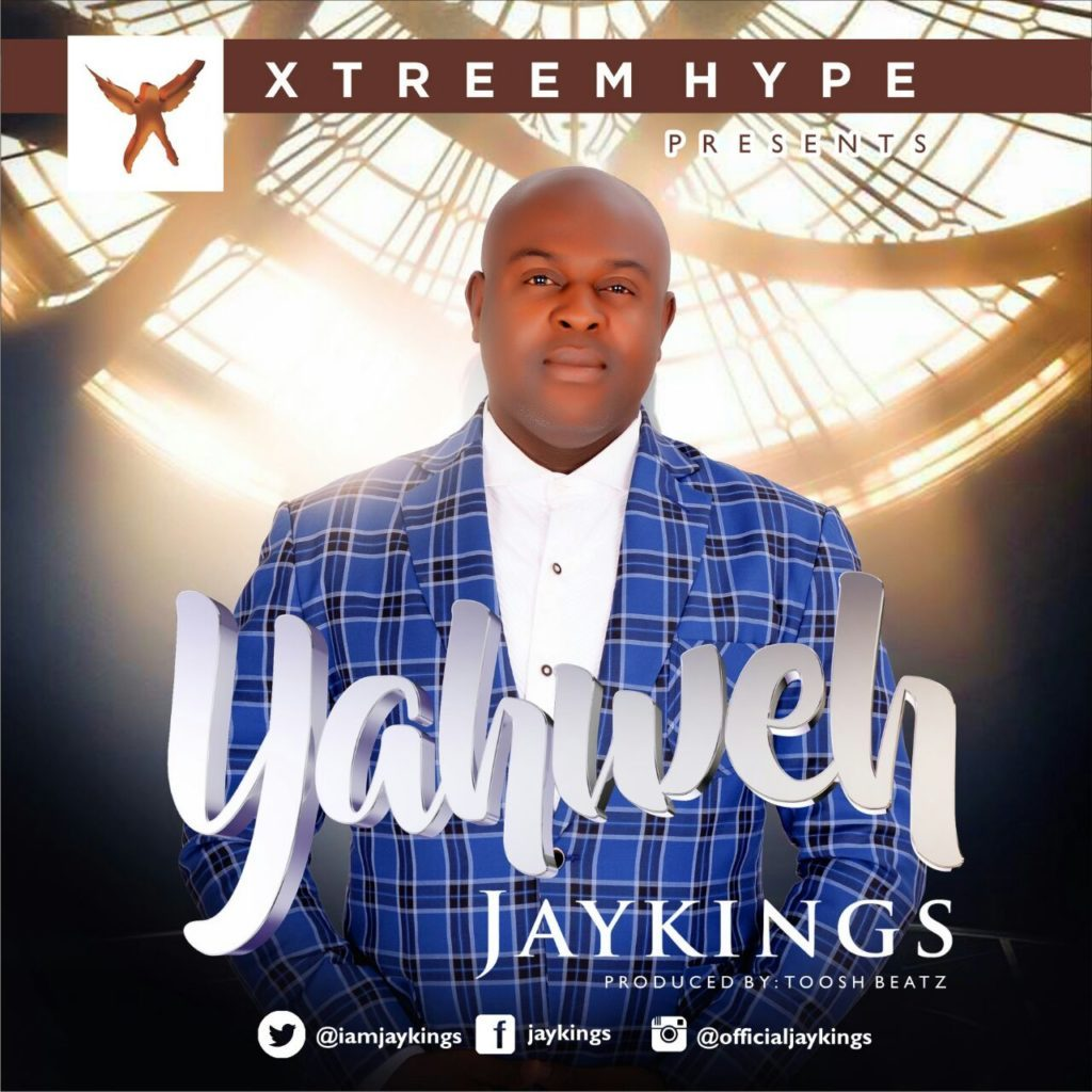 """AUDIO: JayKings – """"Yahweh""""   @iamJayKings  https://t.co/ZuzfoEJsQE https://t.co/pGCMj4IErl"""