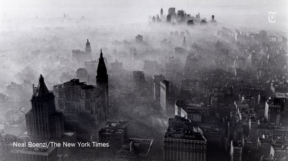 Remembering a City Where the Smog Could Kill