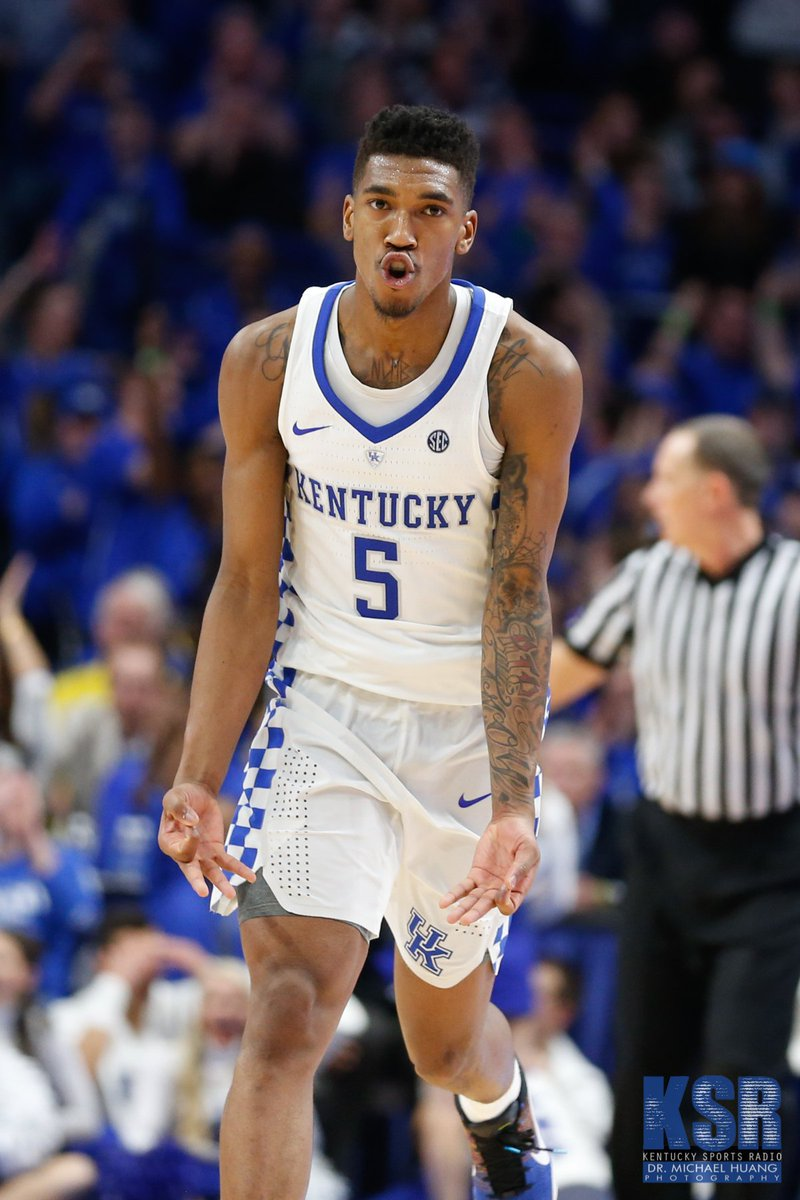 Malik Monk Doesn't Have to Carry Kentucky to a Final Four ...