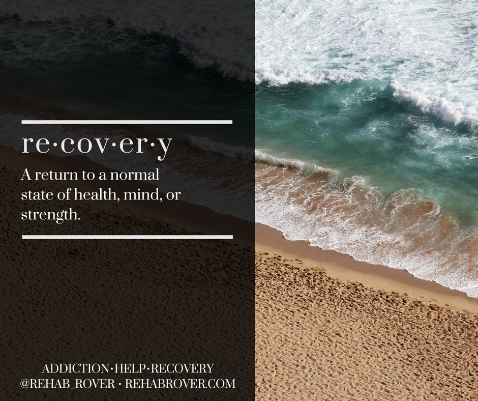 alcohol recovery health