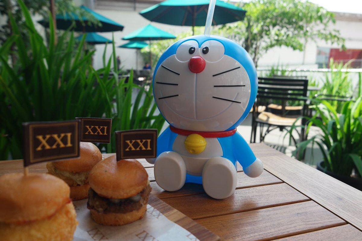 Xxi Cafe On Twitter Xxiexperience Mini Trio Burger Adalah Menu Kesukaan Si Doraemon Buat Lunch Hari Ini Available Di Seluruh Xxi Skb Https T Co 3nzmcszxtl