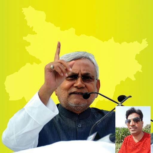# Happy birthday NITISH KUMAR JI
