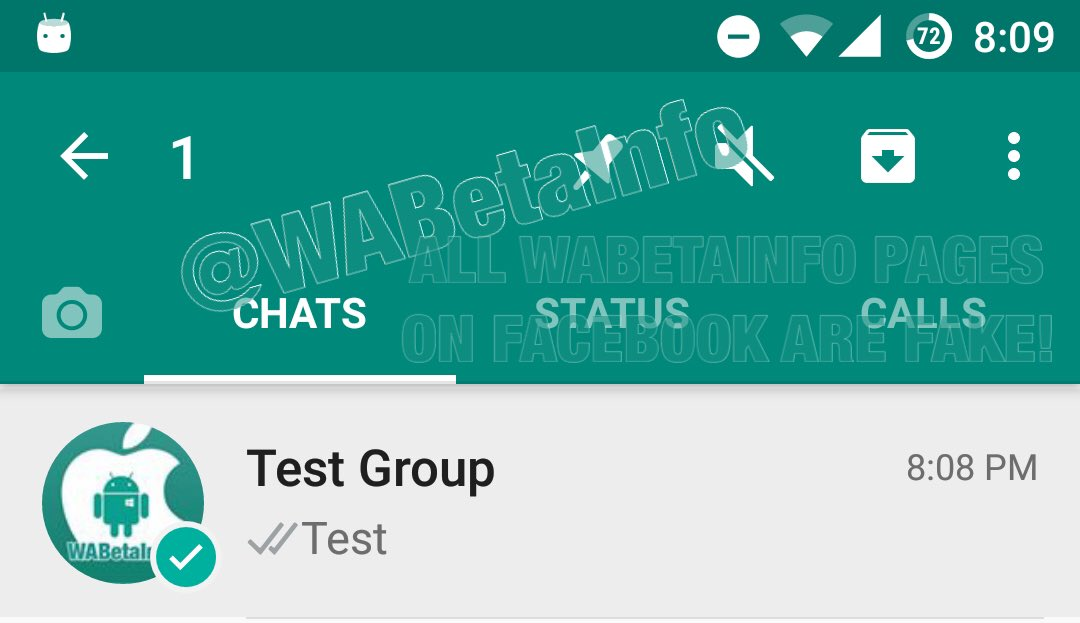 Wabetainfo On Twitter Whatsapp Beta For Android 217105