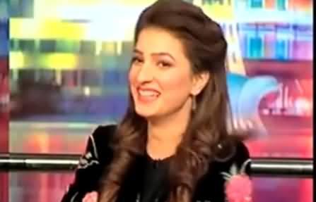 Mazaaq Raat  - 15th March 2017 - Comedy Show thumbnail