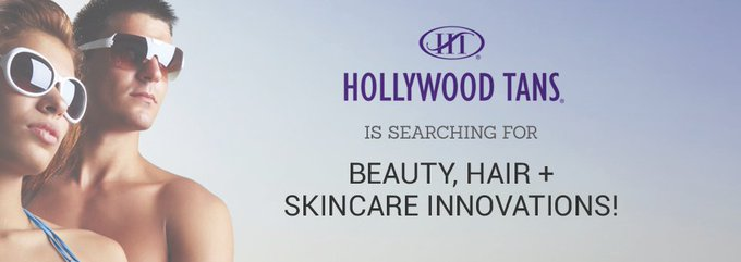 Submit your product ideas to Hollywood Tans