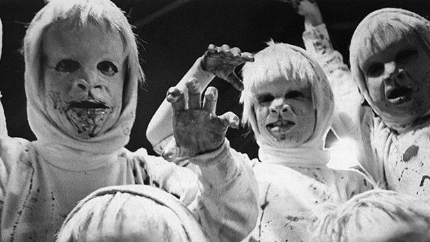 Happy Birthday, David Cronenberg, from all your babies.