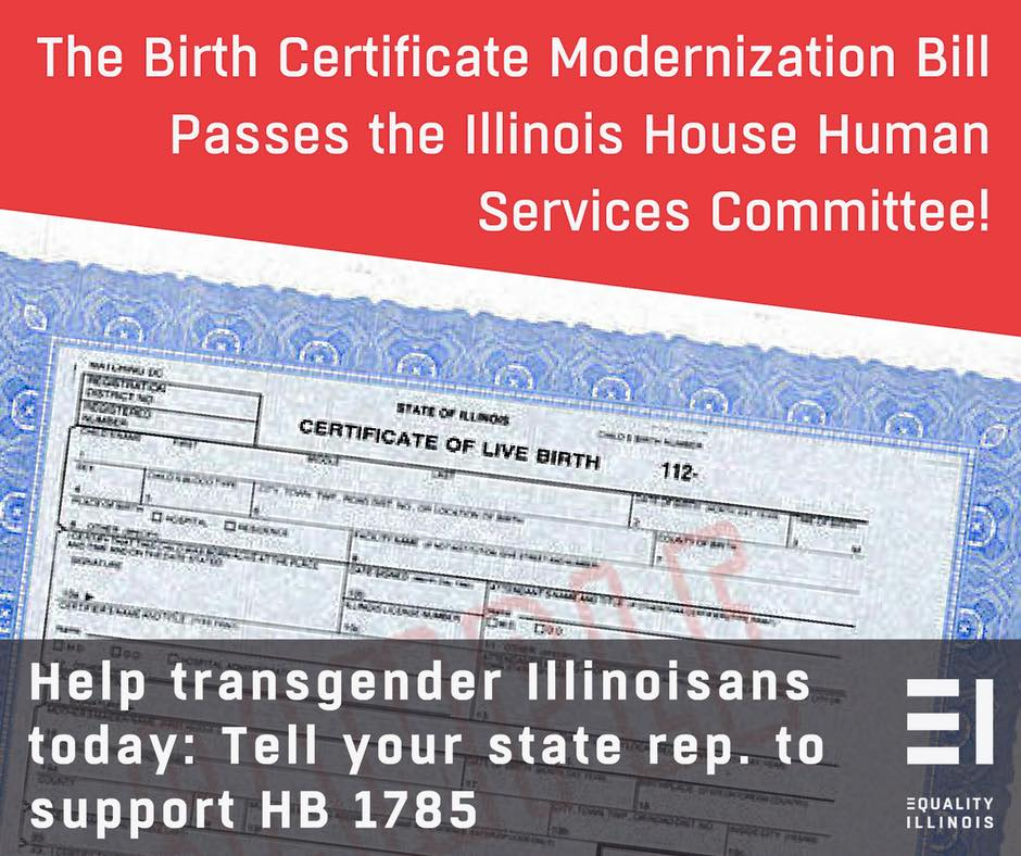 Equality Illinois On Twitter Breaking Modernize Il Birth
