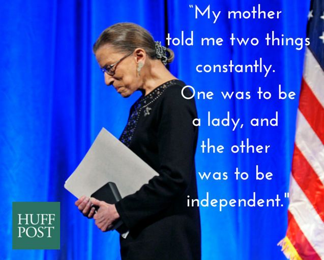 Happy 84th Birthday, Ruth BaderGinsburg