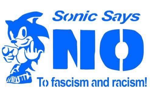 Be like Sonic