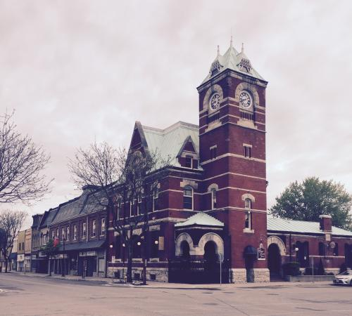Image result for strathroy clock tower