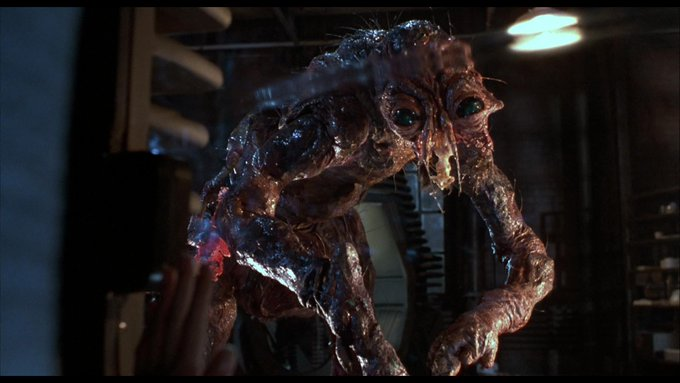 Happy Birthday to David Cronenberg, my favourite living director. My four (boring) faves: