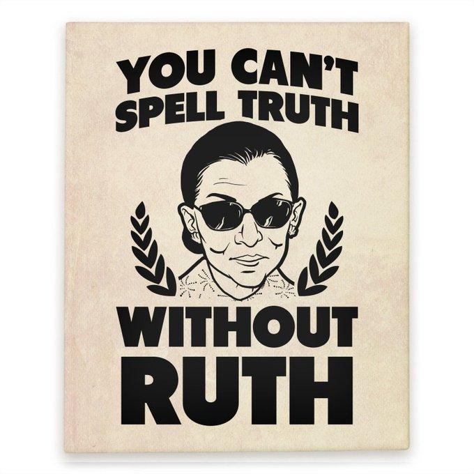 Happy birthday to Ruth Bader Ginsburg aka
