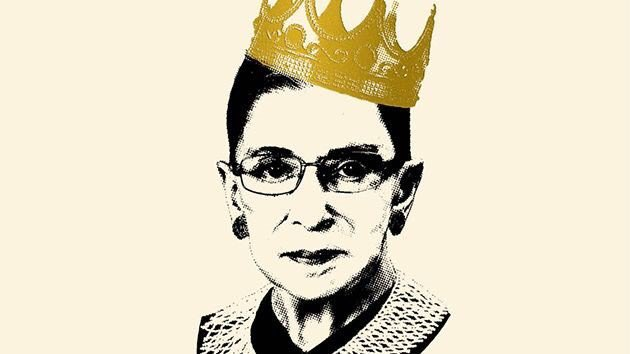 Happy Birthday to the one, the only, the notorious, Justice Ruth Bader Ginsburg!