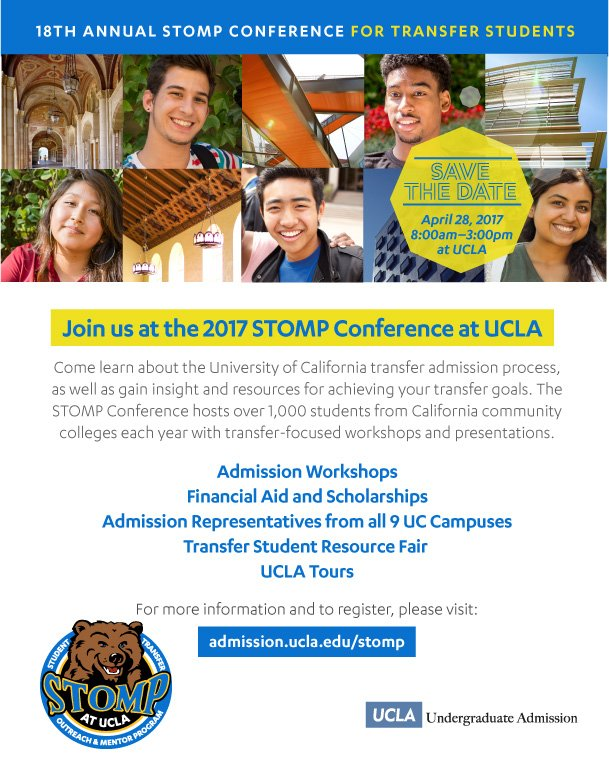 Ucla Admission On Twitter Are You A Prospective Transfer Student