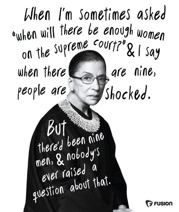 Happy 84th birthday to the one and only living legend Justice Ruth Bader Ginsburg.