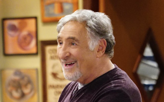To wish a very happy birthday to star Judd Hirsch!