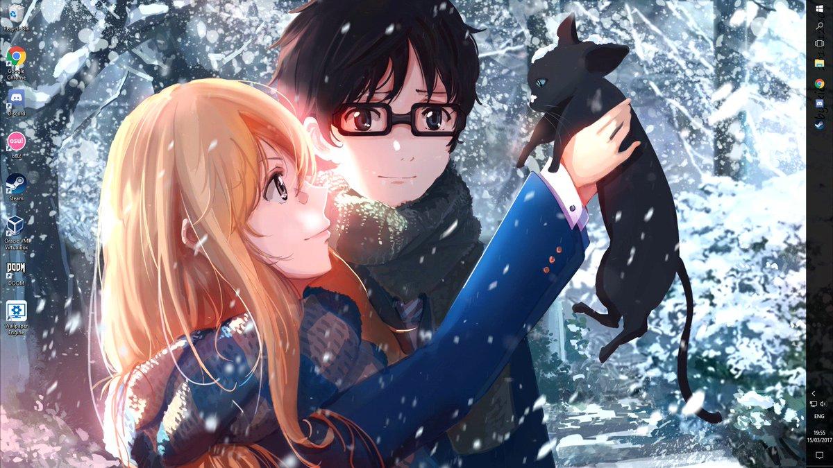 23+ Wallpaper Engine Best Anime Wallpapers - Baka Wallpaper