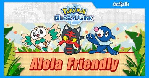 #Pokemon Video Game Strategy Analysis: Alola Friendly Online Competiti...