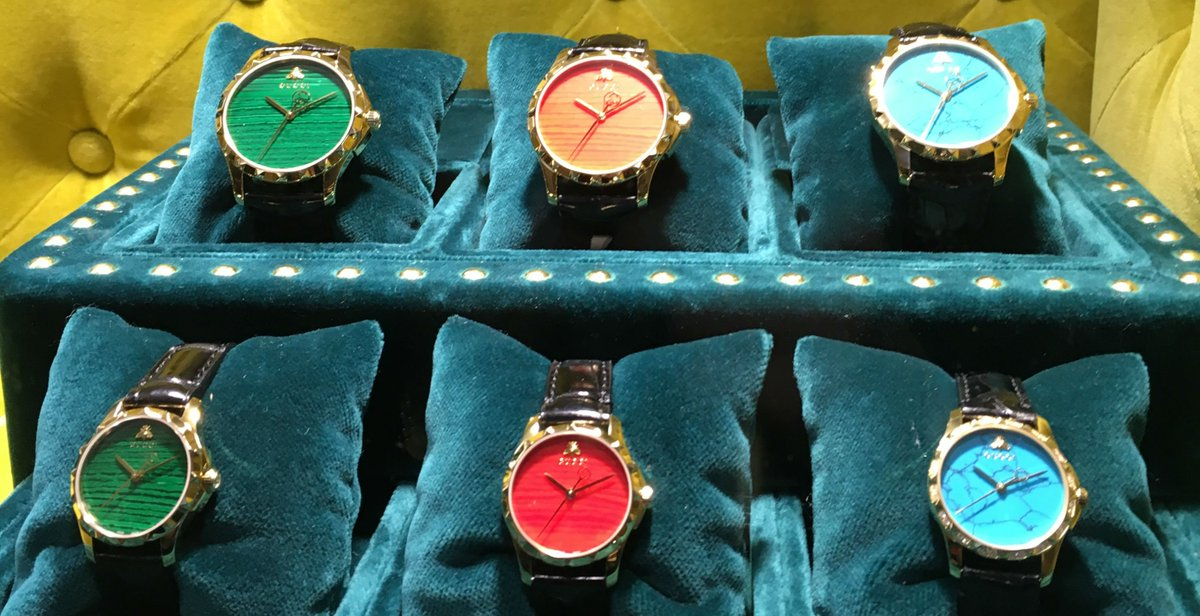 "09e73611587 Gucci G-Timeless ""Le Marché des Merveilles""Swiss Watches https   www.watches -swiss.com Gucci-YA126462-G-Timeless-Ladies-Swiss-Watch-p20293.html …"