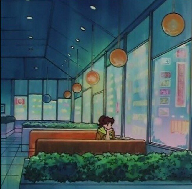 "Weeb On Twitter: ""90's Anime Aesthetic…"