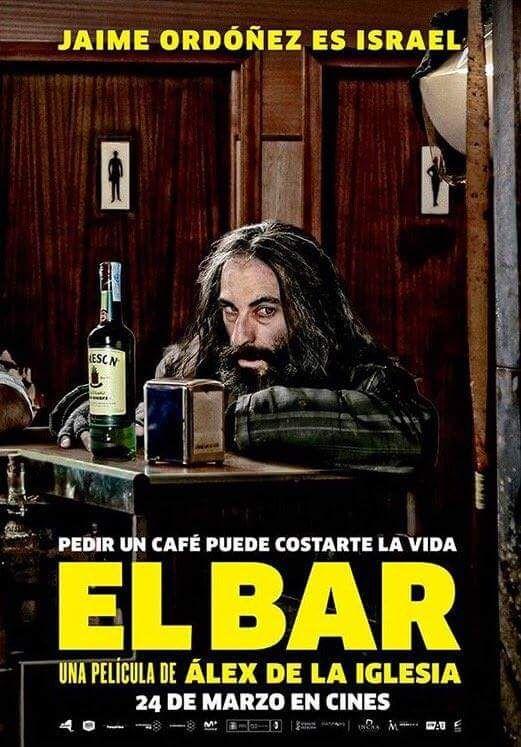 Vista #ElBar tenemos que alabar,una vez más,la interpretación de @ordoezjaime,uno de los talismanes de @alexdelaIglesia en sus últimos films https://t.co/eFaQC1ADGB