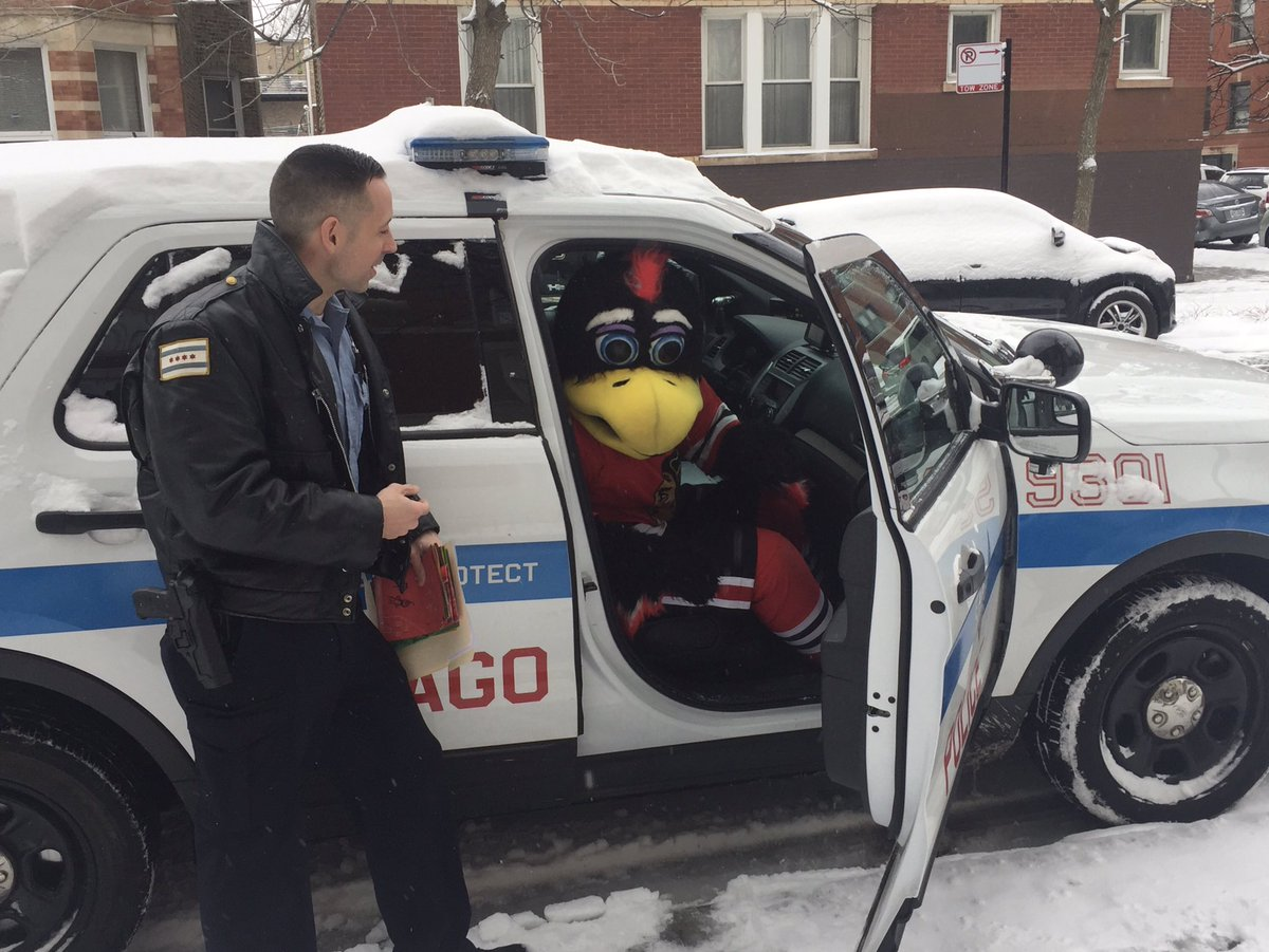chicago pd 14th dist on twitter on second thought bhawktommyhawk well take my car to award the officer friendly raffle winners free tickets courtesy