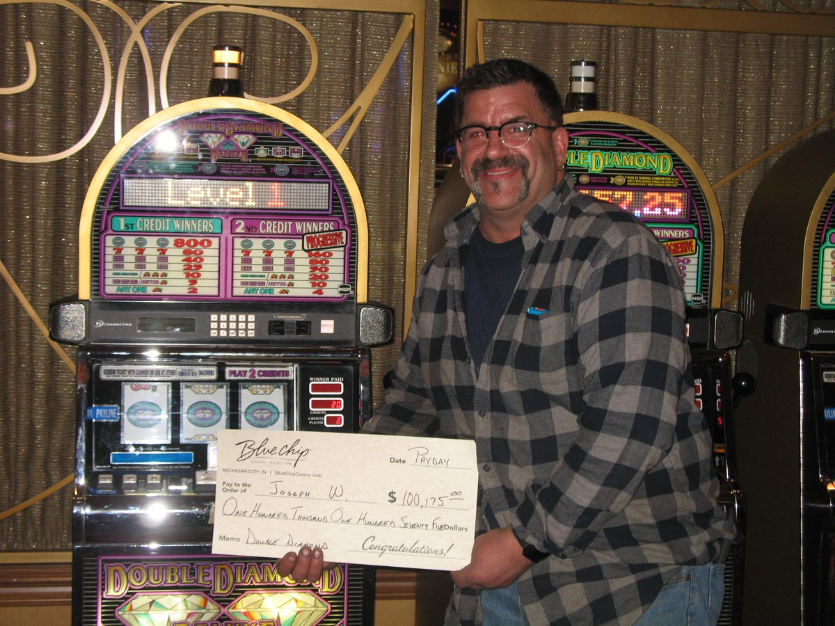 Blue chip casino jackpot winners rascals casino