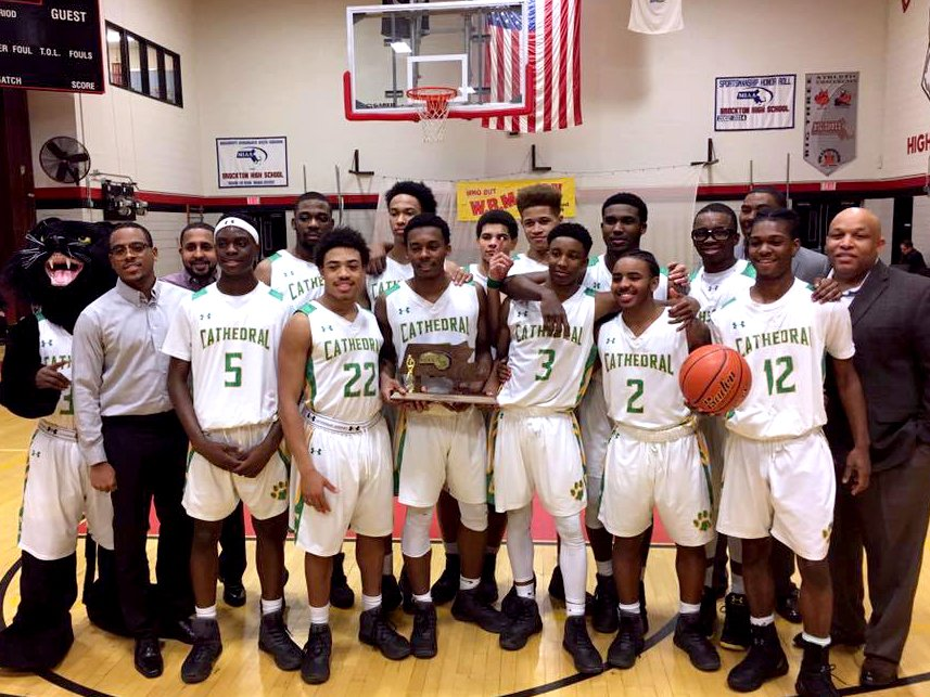 test Twitter Media - Congrats! Cathedral Panthers Boys & Girls basketball both cinch the South Division 4 MIAA Championships! https://t.co/mLeFeUCmLI