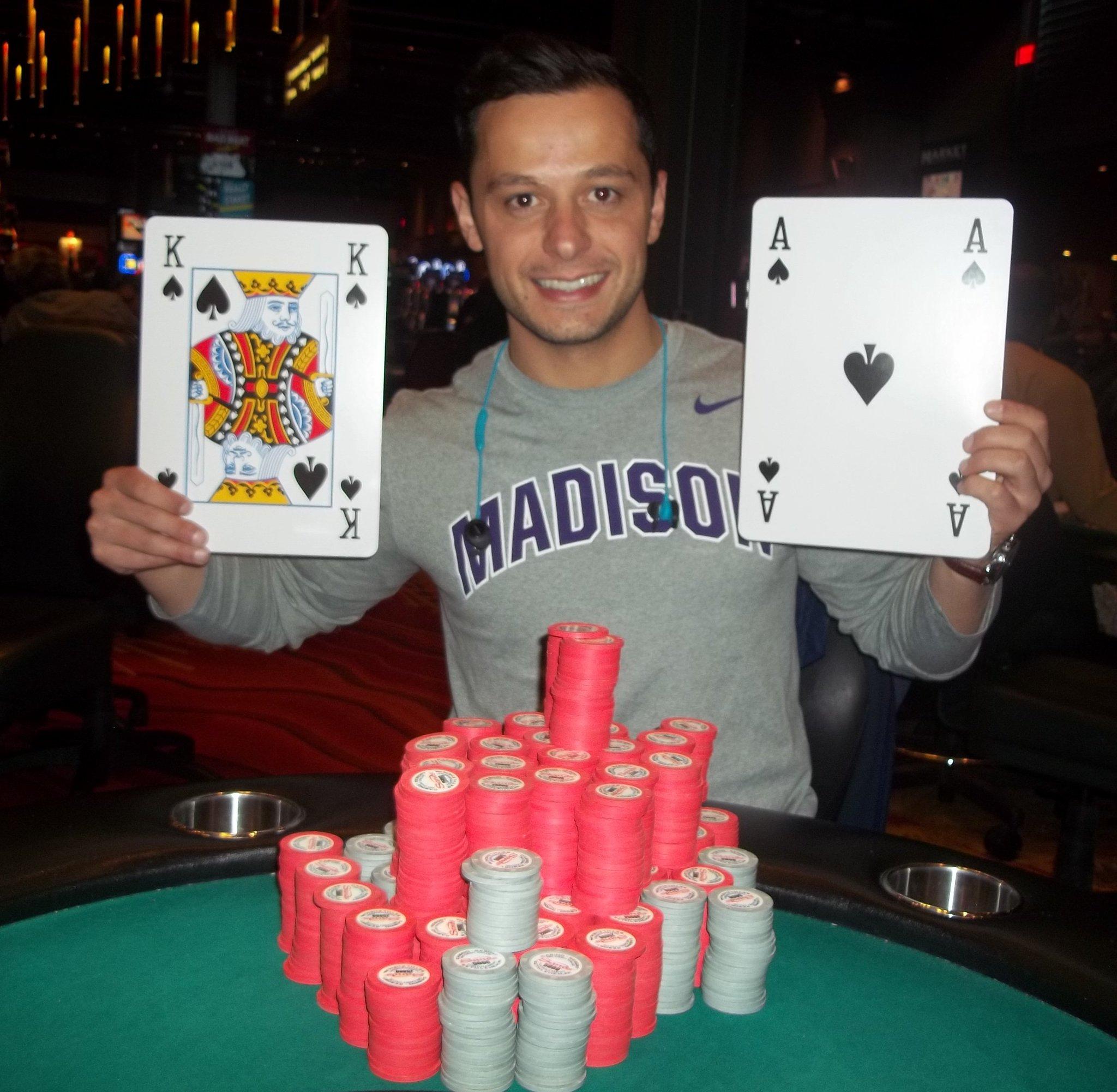 Sands Poker Room On Twitter Quot Saimir Collaku Wins 2017