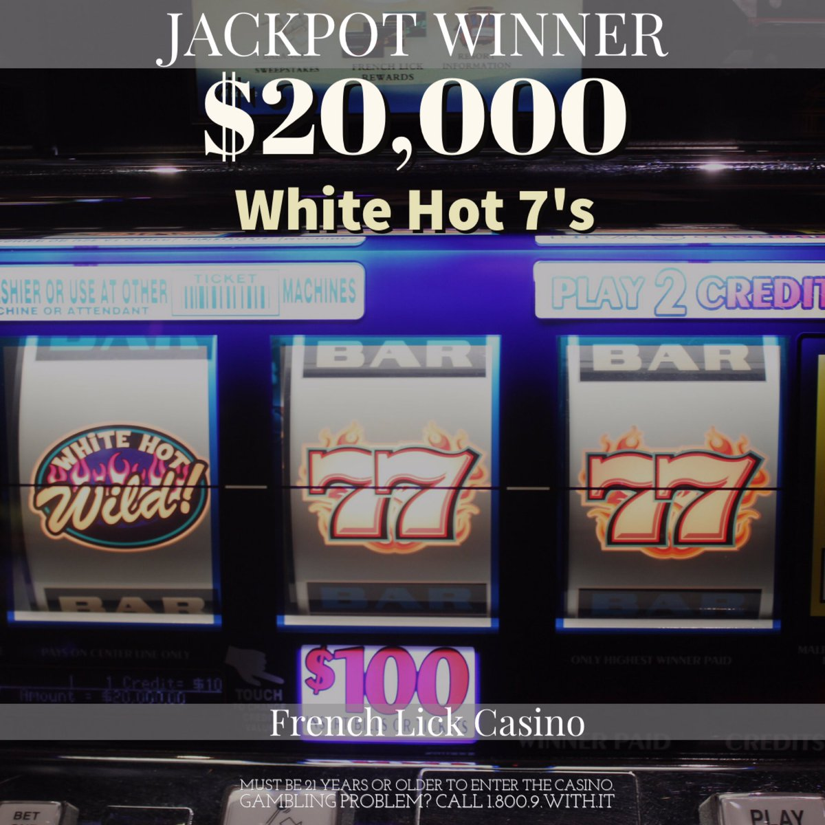 White hot casino casino jokes