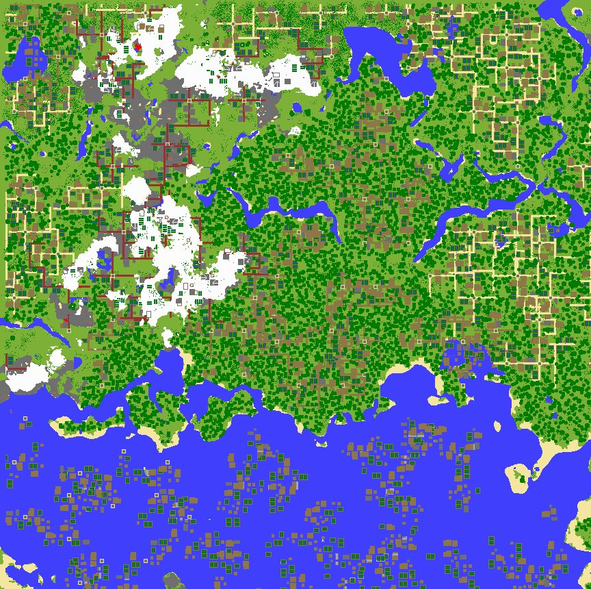 Lava Rain Modded Survival Map PC, XBOX 360, PS3, WIIU, PS4 ...