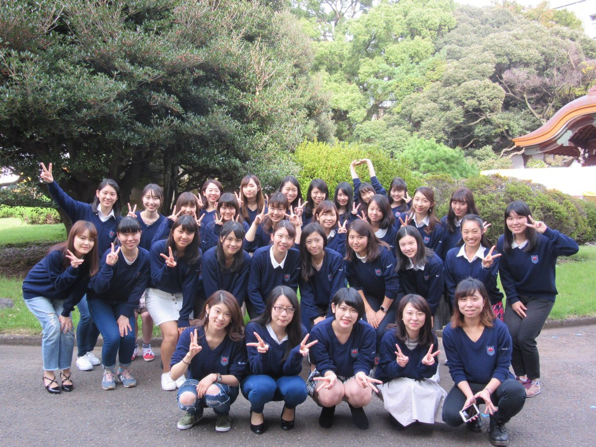"聖心女子大学E.S.S. on Twitter: ""【10月】 聖心祭🍂🎃 年に一度開催 ..."