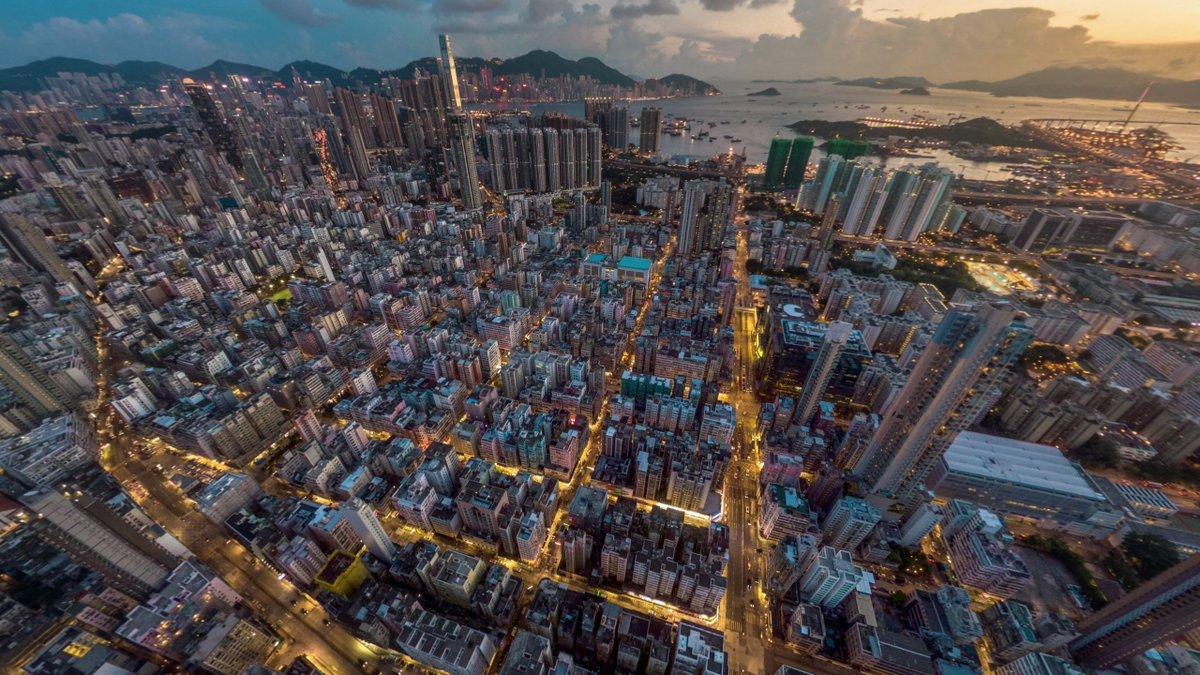 Crazy cool 360 of Hong Kong by Andy Yeung kuula.co/post/7lNFF #HongKong #photography #photo #VR
