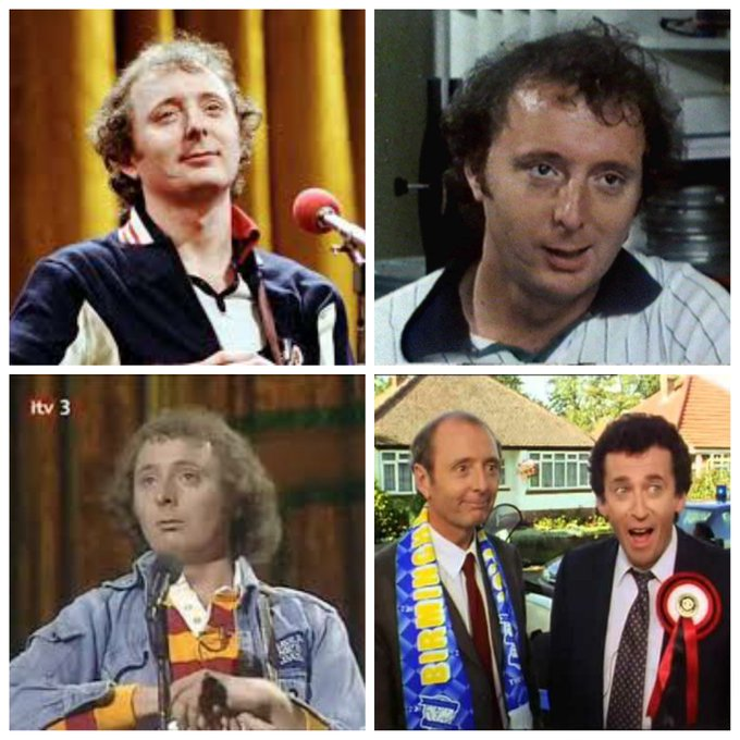 Jasper Carrott is 72 today, Happy Birthday Jasper!