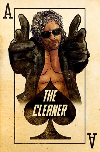Back Headlocked on #Kickstarter to get an exclusive story by @KennyOmegamanX. #RAW   https://t.co/BprRt9Lym7 https://t.co/5PEpXl7I7J