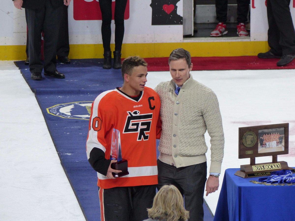 MN H.S.: Micah Miller Enjoys Title, Heads Back To USHL