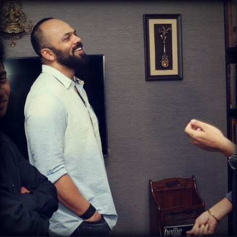 Happy Birthday Rohit Shetty..Waiting for Have a great year...Love