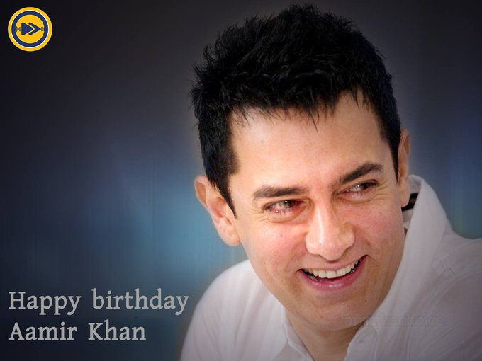 Happy birthday to the one and only, Aamir Khan!!!