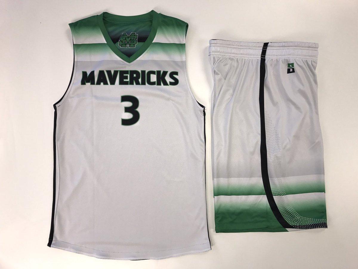 Str8 Sports Inc On Twitter Stockton Mavericks Custom Made Game