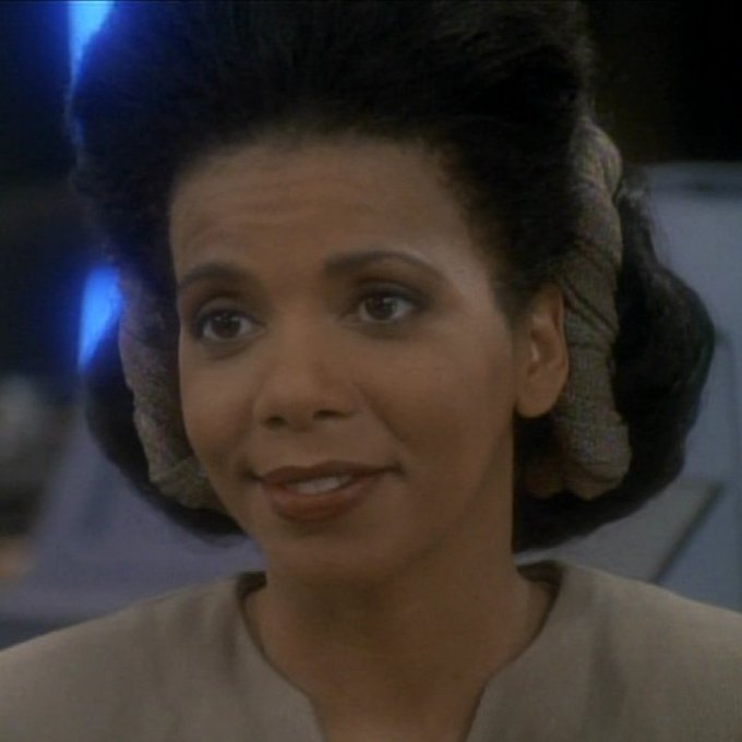 Happy birthday to Kasidy Yates herself, Penny Johnson Jerald (