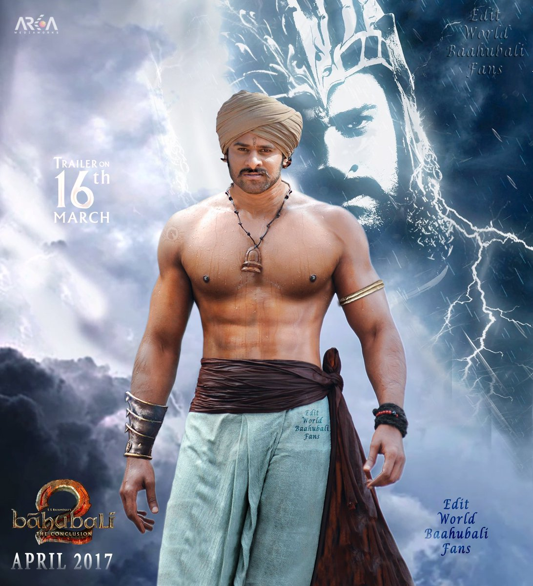 Bahubali 2 Official Trailer Movie Release Date